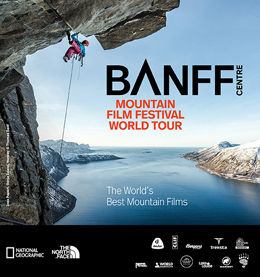 2017 Banff Mountain Film Festival World Tour