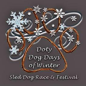 2019 Doty Dog Days of Winter Sled Dog Race