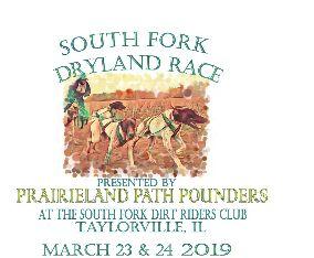 South Fork Dryland Dog Race Spring 2019