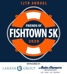 Friends of Fishtown Virtual 5K 2020