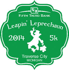 2014 Fifth Third Bank Leapin' Leprechaun 5K