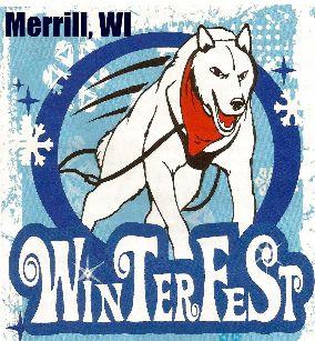 2019 Merrill Winterfest Sled Dog Race
