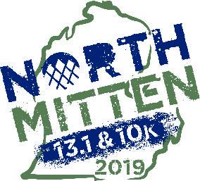 North Mitten Half Marathon, 10K & 5K 2019