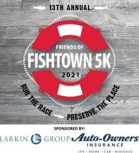 Friends of Fishtown Virtual 5K 2021