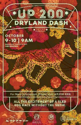 2021 UP200 Dryland Dash - Oct 9 & 10, 2021