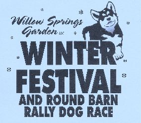 2019 Willow Springs Round Barn Sled Dog Rally