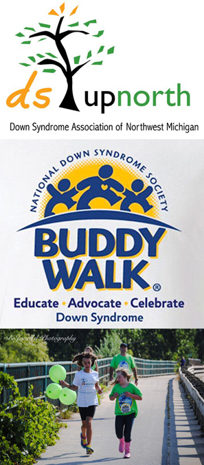 3rd Annual DsUpNorth Buddy Walk