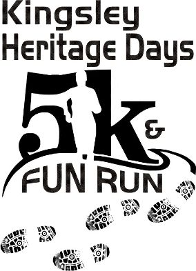 2018 Kingsley Heritage Days 5k and Mile Fun Run