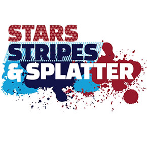 Stars, Stripes and Splatter 5k Color Race- 2019